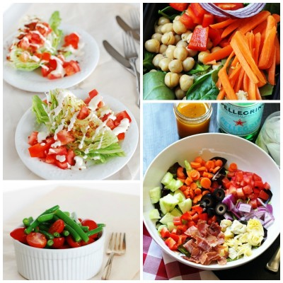 Salads from around the web