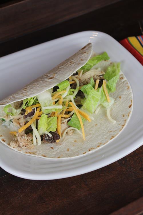 Easy Crock Pot Mexican Chicken