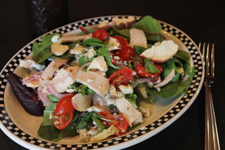 Apple Chicken Salad