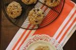 Chocolate Chip Orange Oatmeal Breakfast Cookies