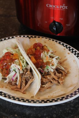 Two Ingredient Mexican Pork