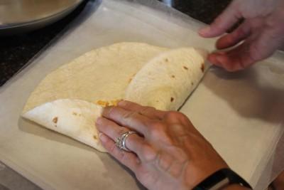 5 Ingredient Freezer Burritos