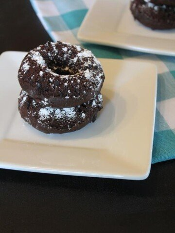 5 Ingredient Homemade Doughnuts