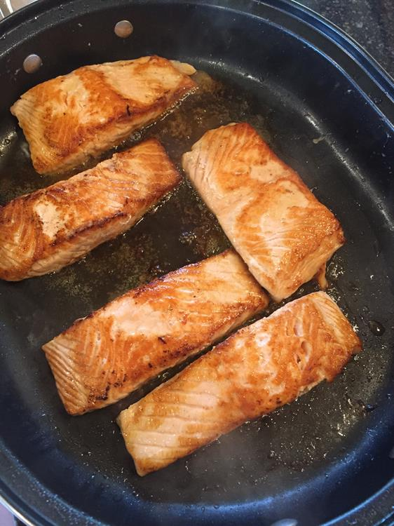 Bacon Salmon