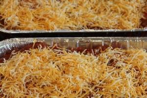 Freezer Burrito Casserole