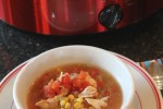 Chipotle Chili Chicken Soup