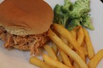 Slow Cooked Chicken Sloppy Joes