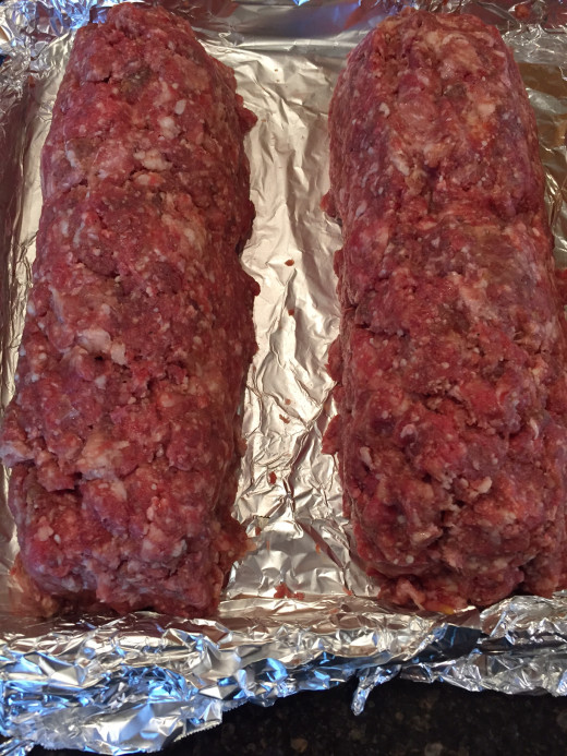 gluten free freezer friendly meatloaf