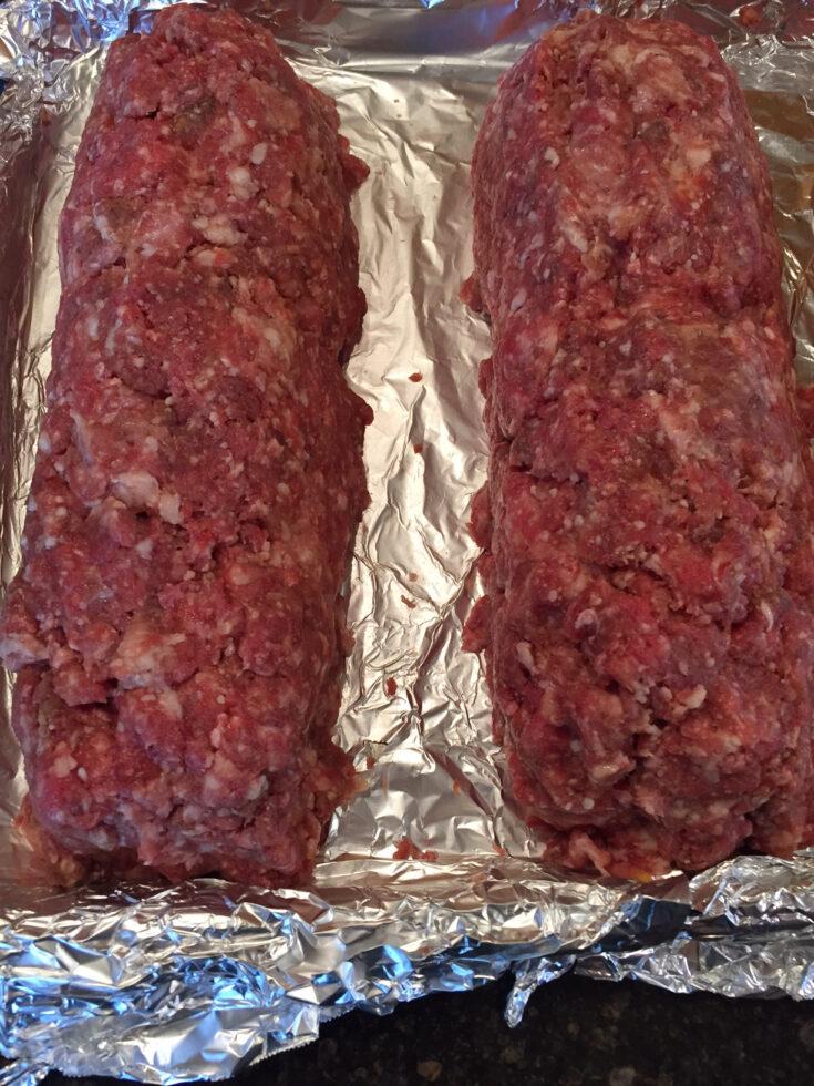 gluten free freezer friendly meatloaf