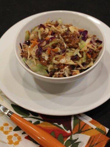 Easy Cabbage Stir Fry