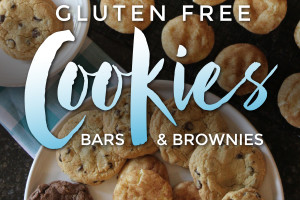 Gluten Free Cookies Brownies and Bars