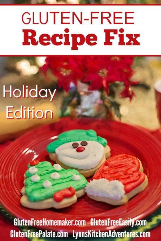 Gluten Free Holiday Recipe Fix