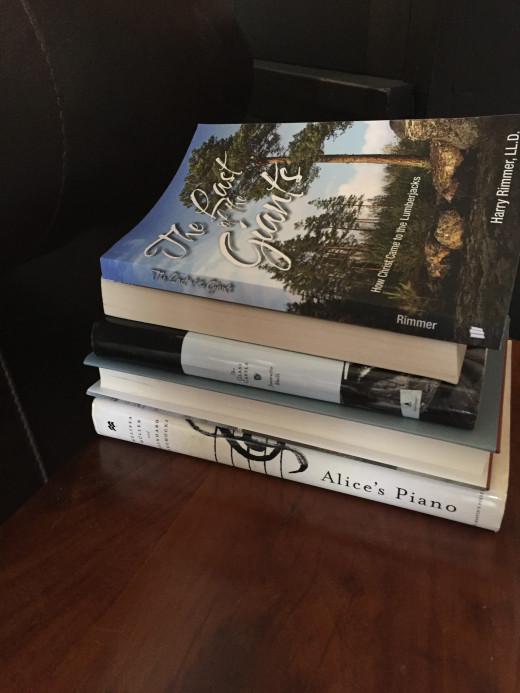 L 2016 books