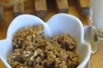 Pecan Praline Baked Oatmeal
