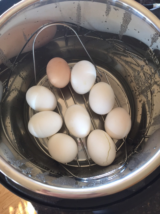 Lynn S Kitchen Adventures Instant Pot Hard Cooked Eggs