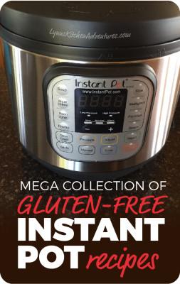 Gluten Free Instant Pot Recipes