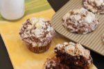Gluten Free Double Chocolate Banana Muffins