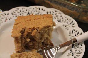 Applesauce Muffin Cake