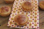 Gluten Free Cinnamon Sugar Muffins