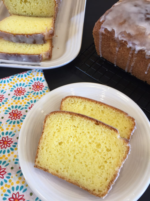 gf lemon bread