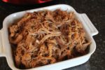 Slow Cooked Dr Pepper BBQ Pulled Pork