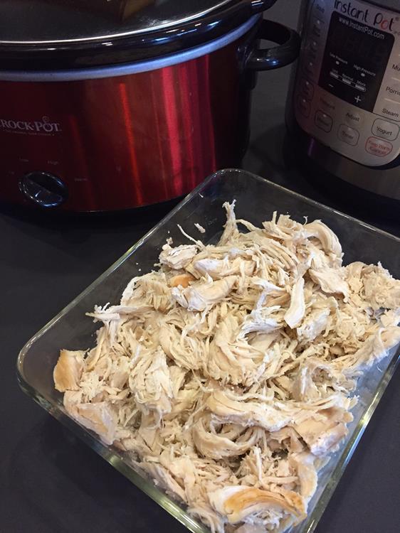 Five Ways to Cook Shredded Chicken