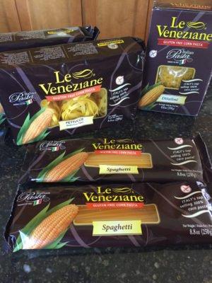 Le Veneziane Gluten Free Pasta