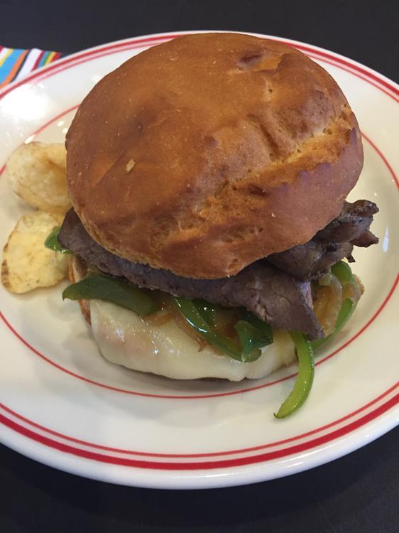 Roast Beef Sandwich on Gluten Free Bread