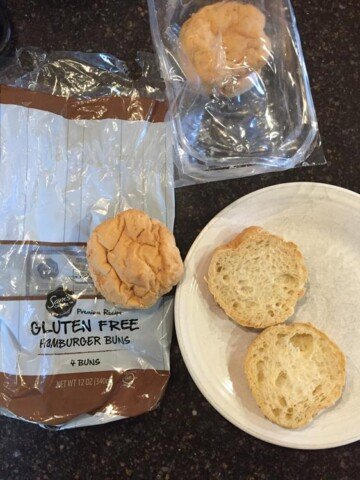Walmart Gluten Free Bread and Buns