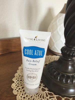 Cool Azul Pain Cream