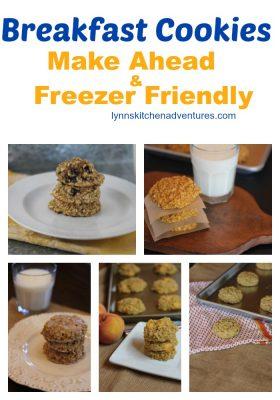 Breakfast Cookie Recipes