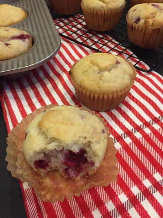 Basic Gluten Free Muffins