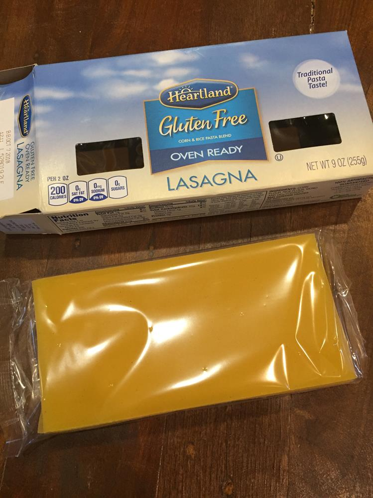 The Best Gluten free Lasagna