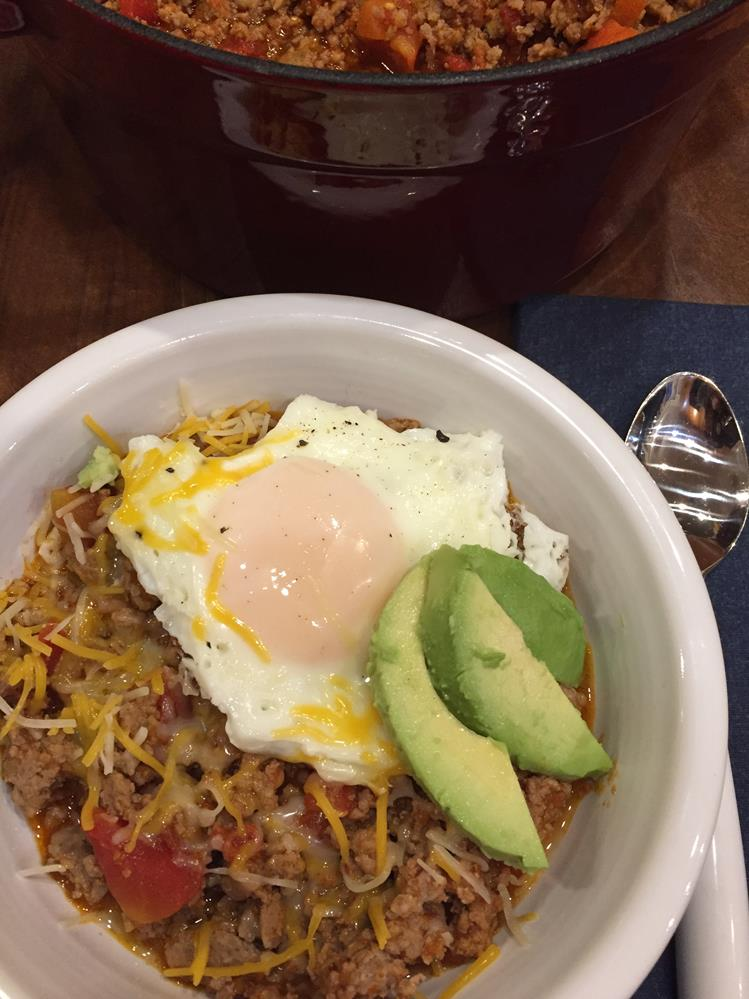 Breakfast chili lynns kitchen adventures print this recipe forumfinder Gallery