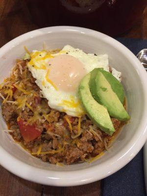 Breakfast Chili