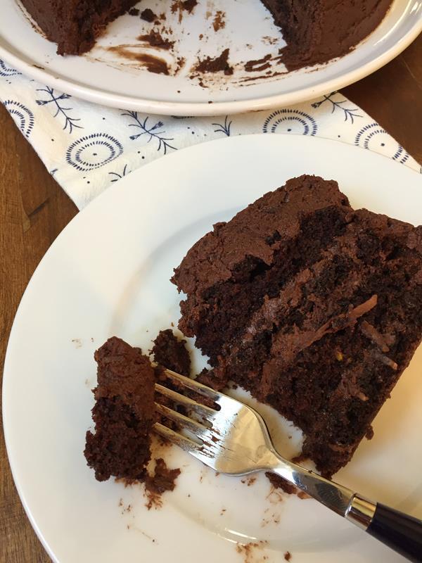 GF DF Cake