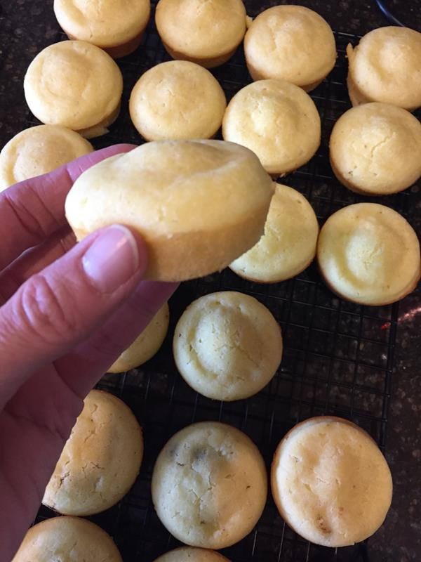 Pancake Muffins for the Freezer