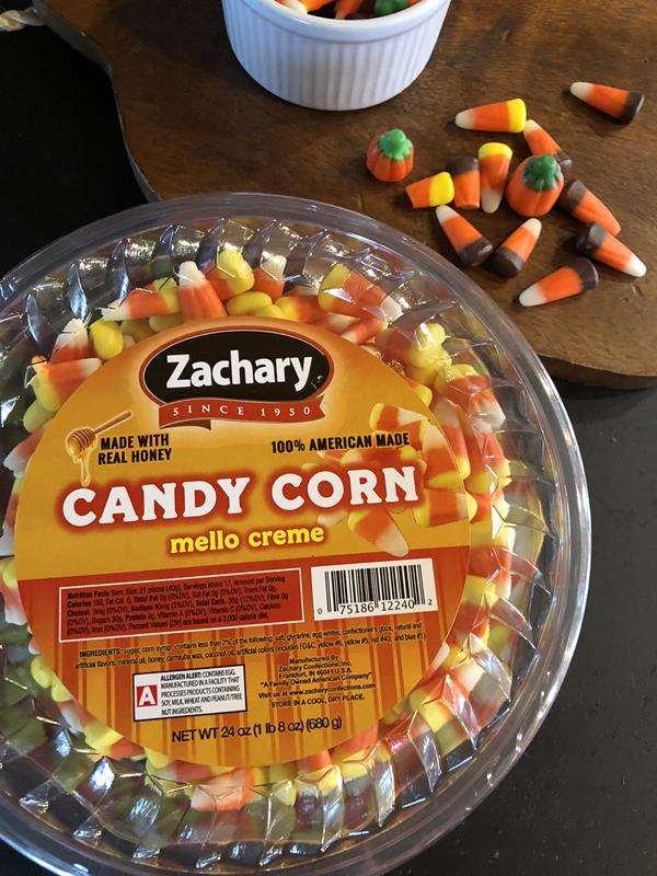 Candy Corn without Sesame