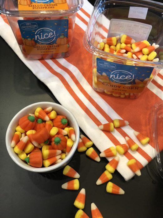 Candy Corn without Sesame (5)
