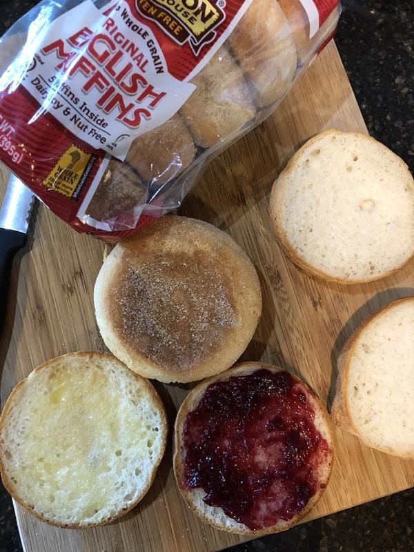 Canyon Bakehouse English Muffins