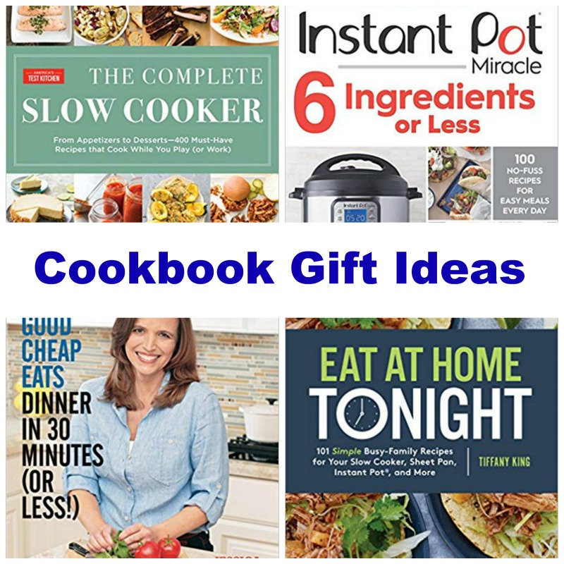 Cookbook Gift Ideas