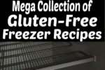 Mega Collection Gluten Free Freezer Recipes