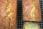 Gluten Free Dairy Free Zucchini Bread