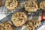 Chewy Gluten Free Oatmeal Chocolate Chip Cookies Recipe