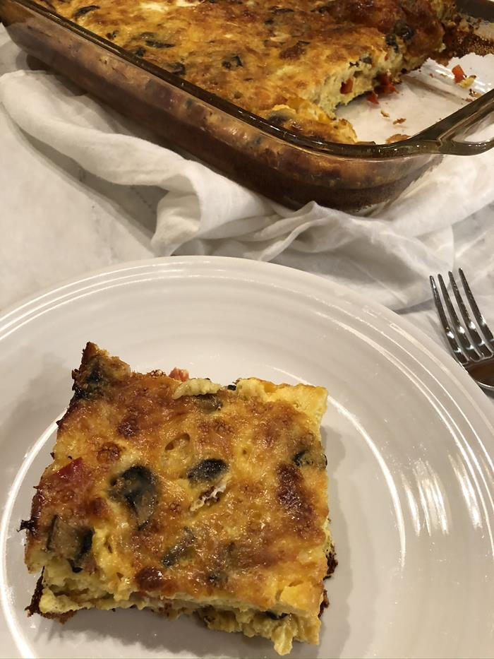 Easy Overnight Eggs Recipe