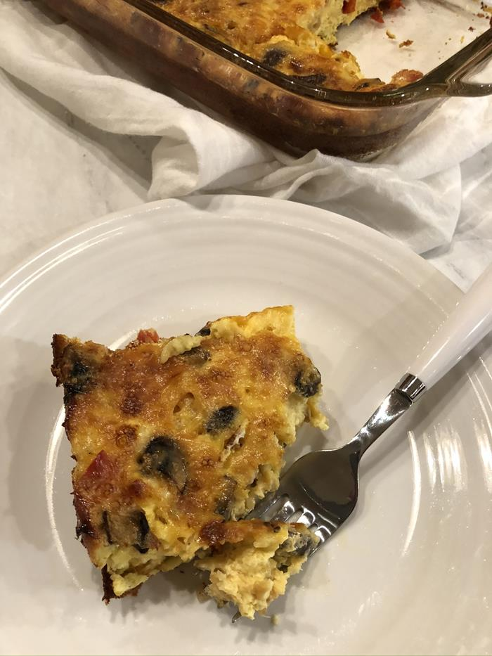 Easy Overnight Eggs