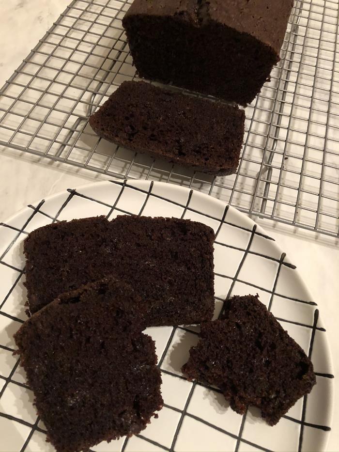 Gluten Free Chocolate Bread Recipe