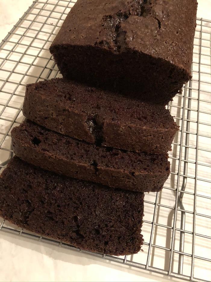 Gluten Free Chocolate Bread