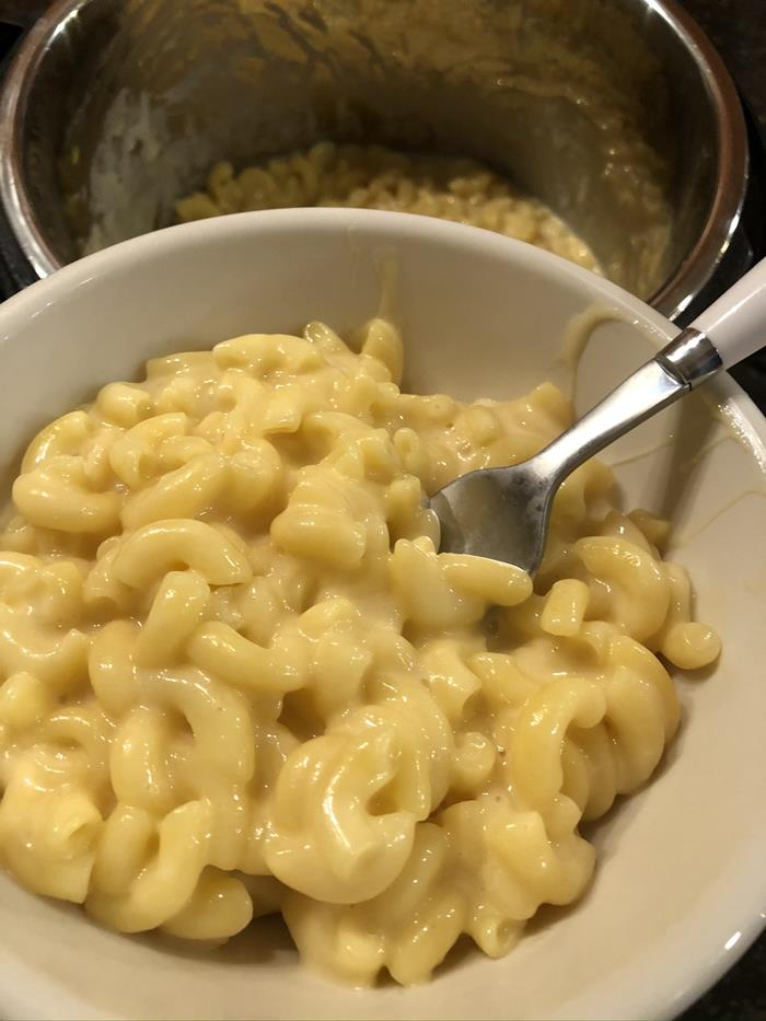 Instant Pot Macaroni and Cheese Recipe