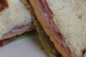 Eighteen Sandwich Recipes